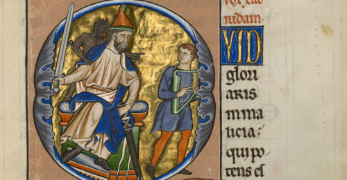 More Details on Exhibition-in-Progress on Outcasts of the Medieval World