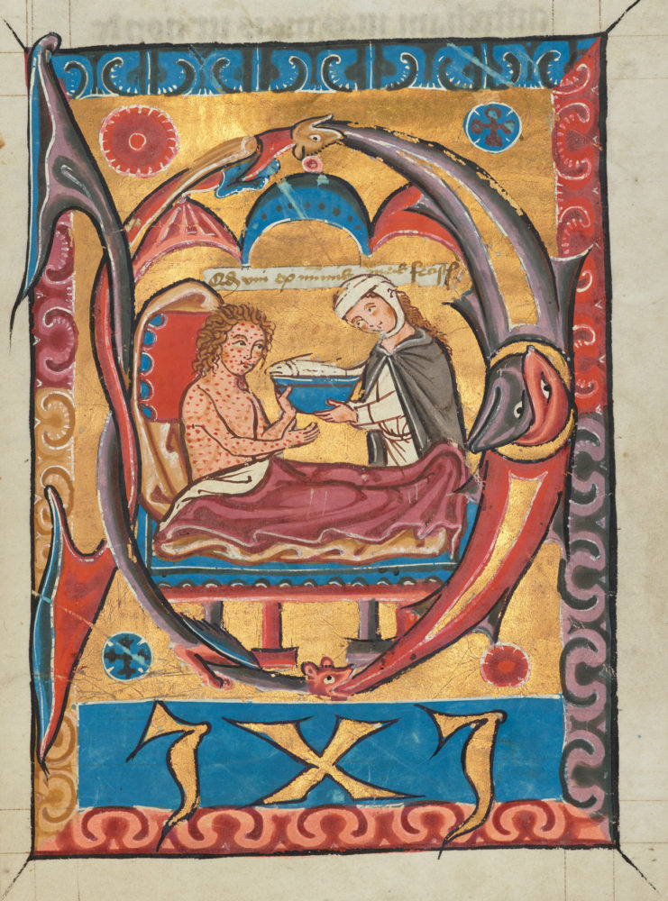 Day Without Art — Healthcare, Even in the Middle Ages
