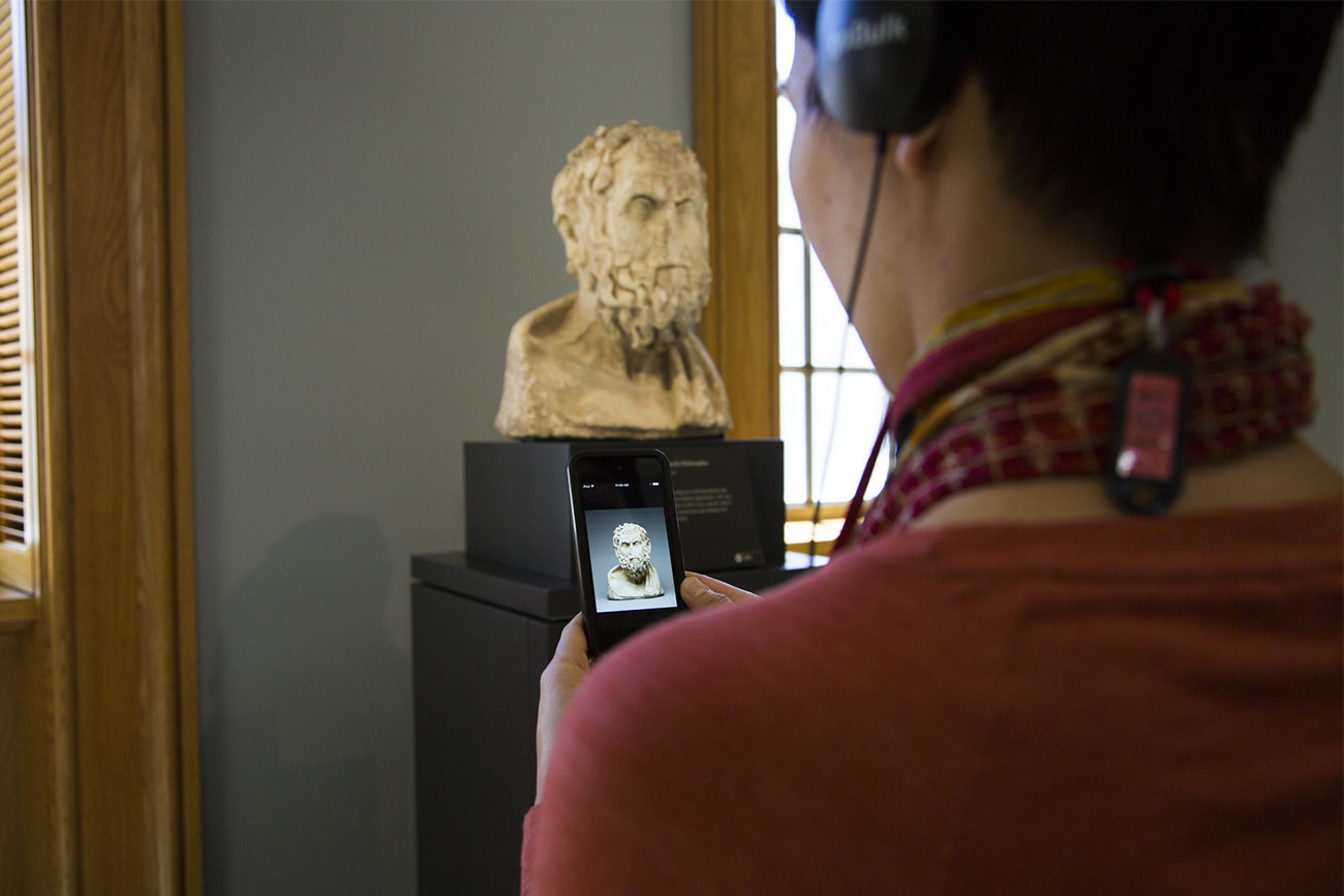 Making the Getty Villa's New Audio Guide