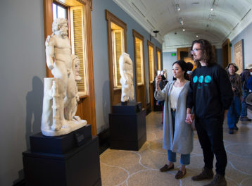 What's New to Explore in the Reinstalled Getty Villa Galleries