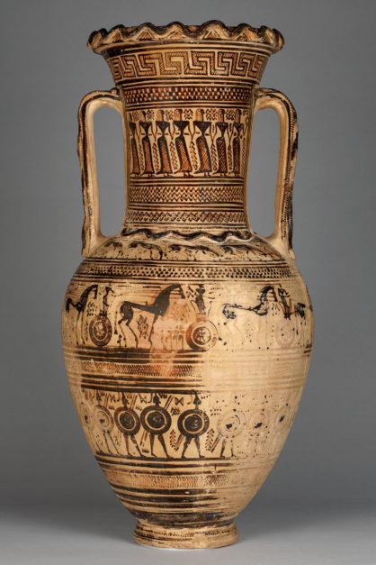 Commemorating the Dead in Greek Geometric Art