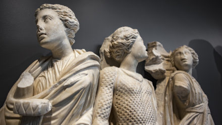 Of Muses and Magnets, or, Inspiration for a New Technique in Stone Conservation