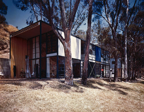 AUDIO: Inside the Eames House with Eames Demetrios, Thomas Hines, and Susan Macdonald