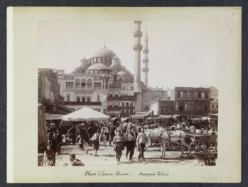 Ottoman-Era Photographs Take on New Meaning in Their Digital Life