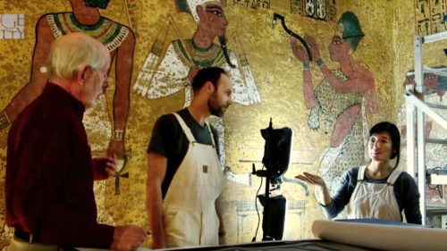 Video: Saving Tutankhamen's Tomb