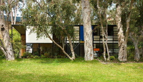 Eames House, Icon of Midcentury Architecture, Adopts a New Conservation Strategy