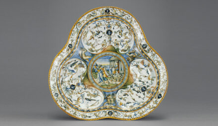 Animals and Allusions on an Italian Renaissance Basin
