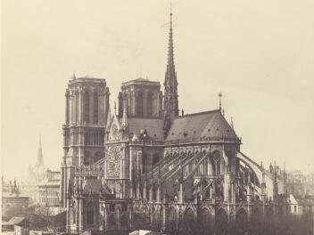 Notre-Dame's Centuries of Survival, Captured in Art