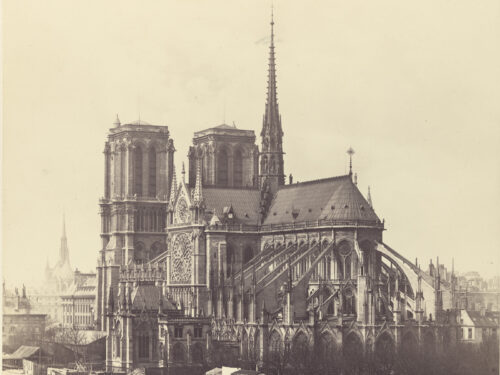 Notre-Dame's Centuries of Survival, Captured in Art
