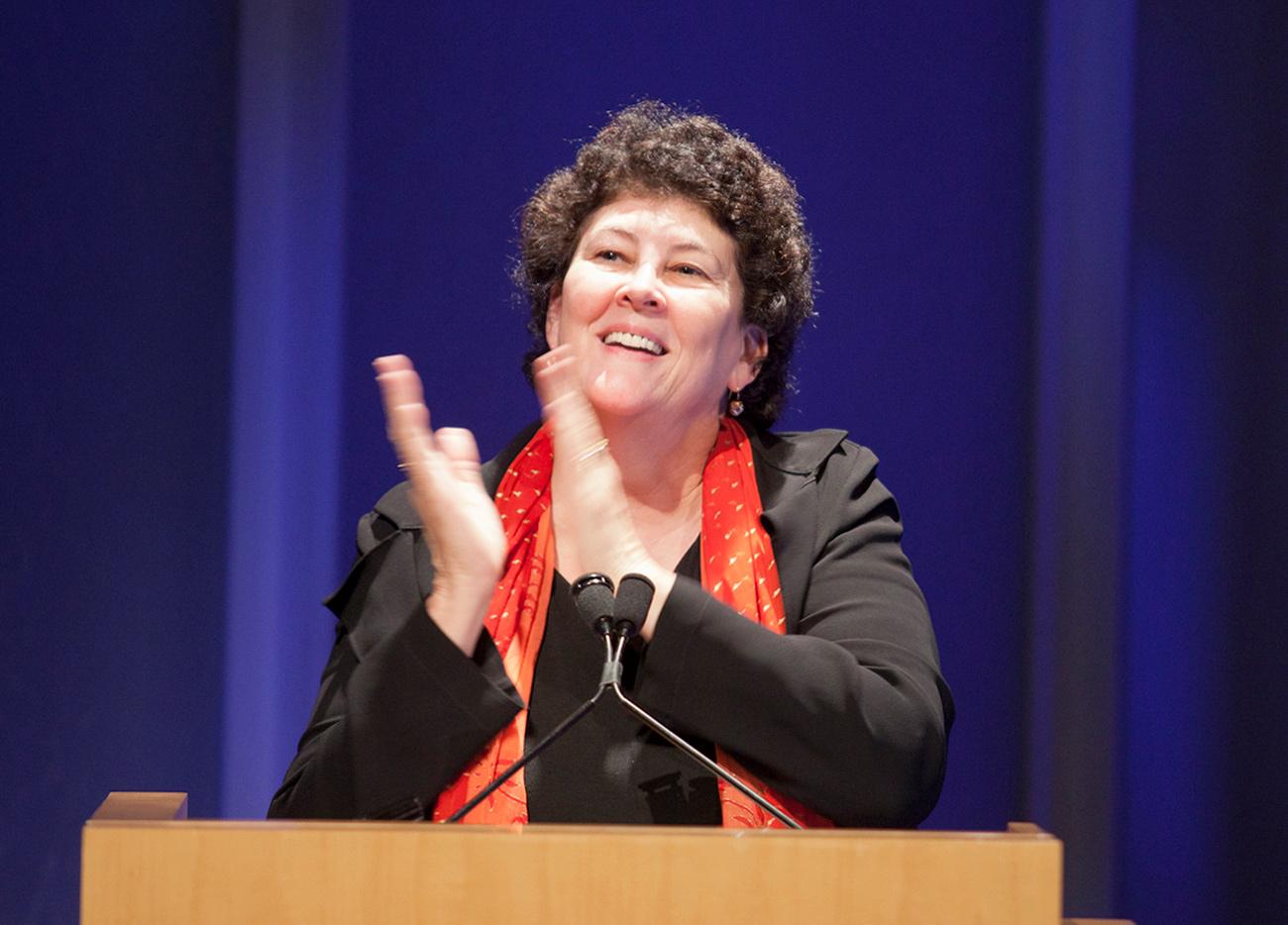 Remembering Deborah Marrow, Longtime Director of Getty Foundation