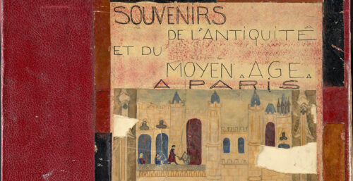 Notes From a 1930s School Trip to Notre-Dame de Paris