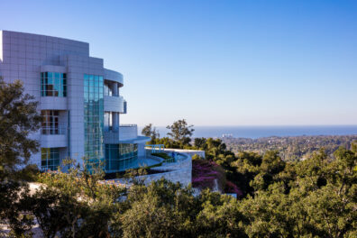 Getty Center Safe after Mass Efforts in Getty Fire, Now Reopened