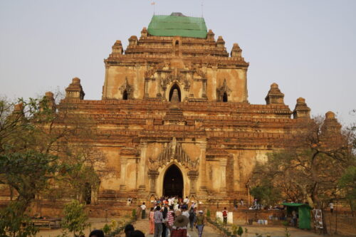 'Bagan Is a Treasure': Getty Partners to Conserve the Ancient Site