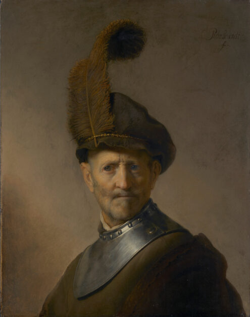 The Crown: Was the Rembrandt Painting Really in the Royal Collection?