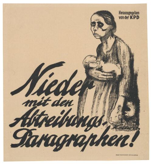 Haunting Images by Master Printmaker Käthe Kollwitz Evoke the Plight of Working-Class Women