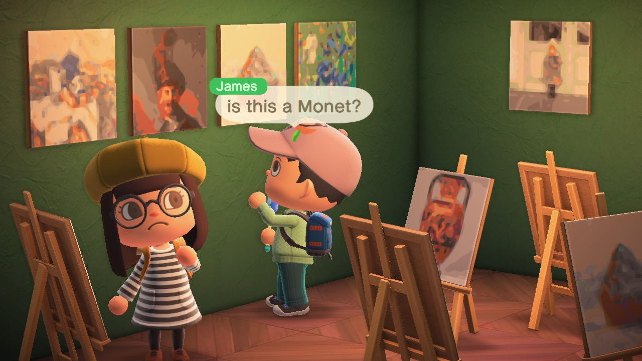 How to Build an Art Museum in Animal Crossing