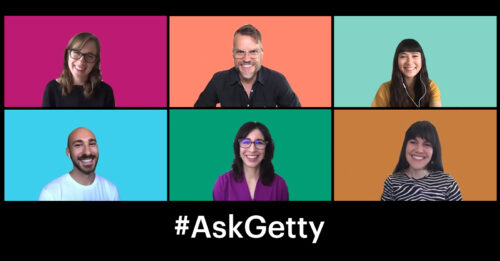 #AskGetty: What Do You Want to Know More About?