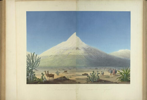 Nature, Politics, and the Story of Mt. Chimborazo