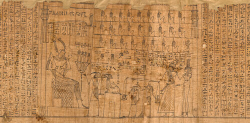 What Is the Egyptian Book of the Dead?