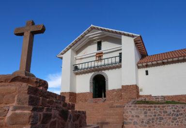 VIDEO: Preserving a Church in Earthquake-Prone Peru