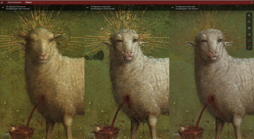 More to Explore as the Ghent Altarpiece Website Gets an Update