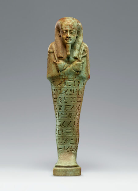 Meet an Ushabti, an Ancient Egyptian Statuette Made for the Afterlife