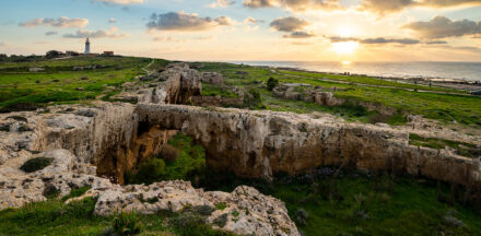 The Beauty and History of Nea Paphos from the Ground Up