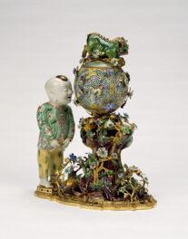 Reflections: Amanda Berman on a Pair of Decorative Groups