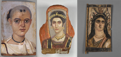 See the Faces of People Who Lived in Egypt under the Roman Empire