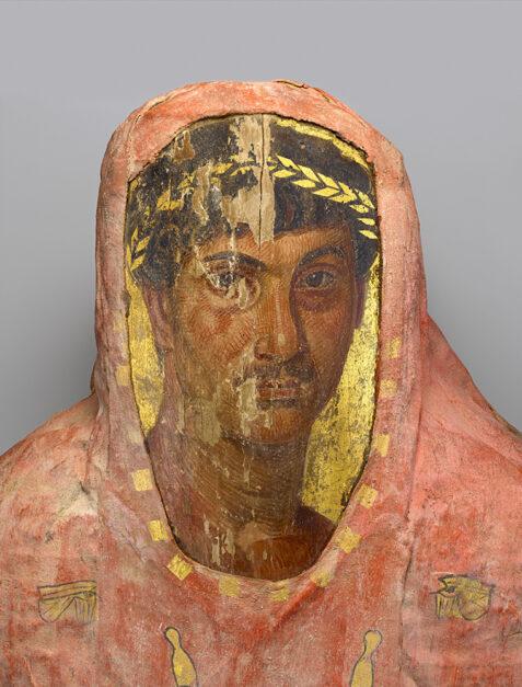 Meet the Portrait Mummy of Herakleides