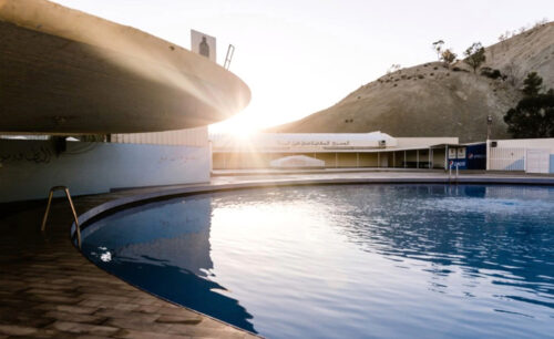 Saving a Modernist Bath in Morocco