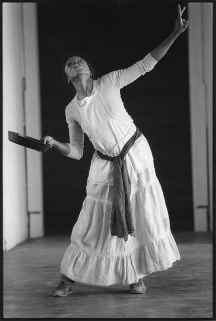 The Dancer Who Turned Everyday Life into Art