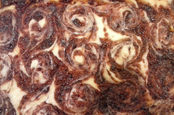 Van Gogh's Cheesecake