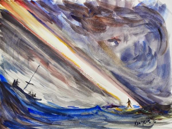 Drama at Sea