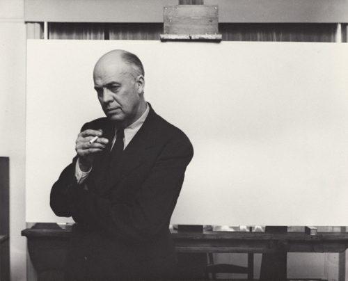 Listening to Edward Hopper's Silence