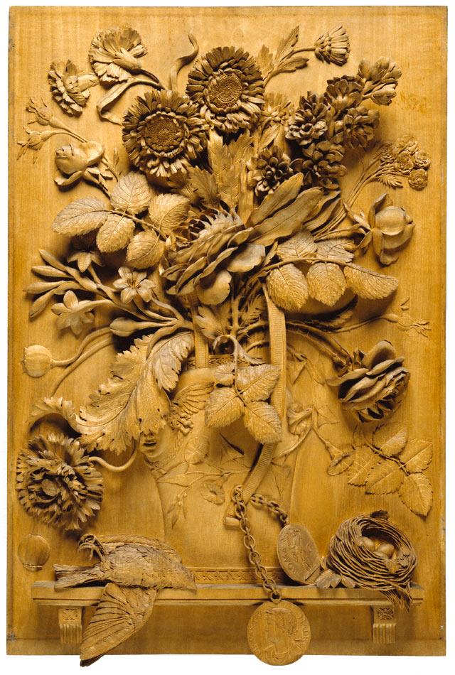 Hidden gems of the collection reliefs getty iris