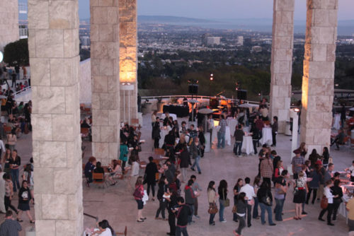 College Night: Students Take Over the Getty
