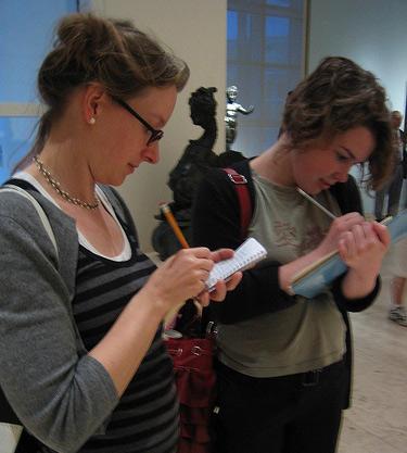 SCVNGR Hunts in L.A. Museums