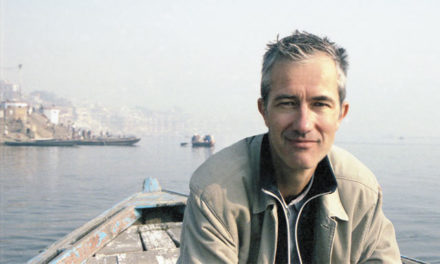 Geoff Dyer Is Not a Bore