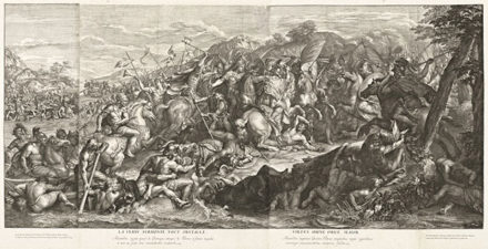 Recovering Lost History in Le Brun's Prints