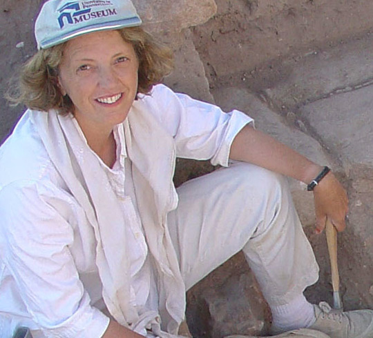 Archaeologist Kathryn Gleason On Roman Gardens The Getty