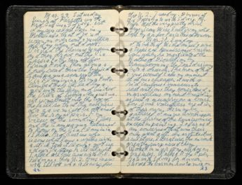 A Look Inside J. Paul Getty's Newly Digitized Diaries