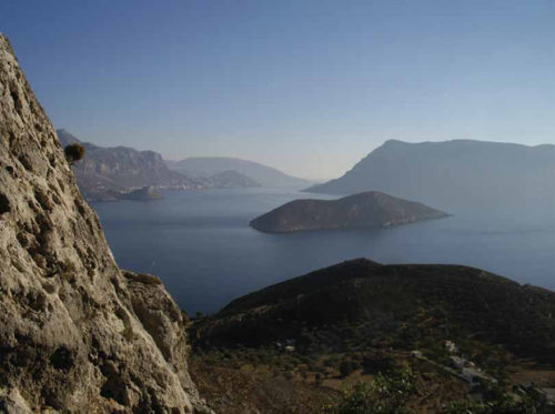 My Odyssey through the Aegean Islands