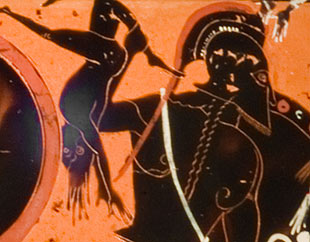 A Lasting War: Representing Troy in Ancient Greece and Medieval Europe