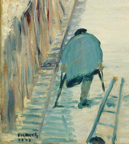 Manet of Mystery (and Melancholy)
