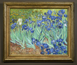Van Gogh's Irises / Haiku Verses from Readers / An Invitation