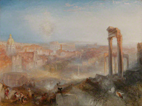 "AUDIO: Gallery Talk on Turner's ""Modern Rome"""