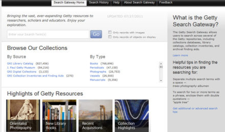 A New and Improved Resource Search Tool