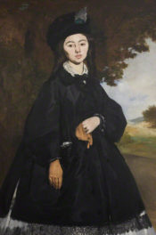 "A ""French 'Mona Lisa'"" Comes to L.A.: Manet's ""Portrait of Madame Brunet"""