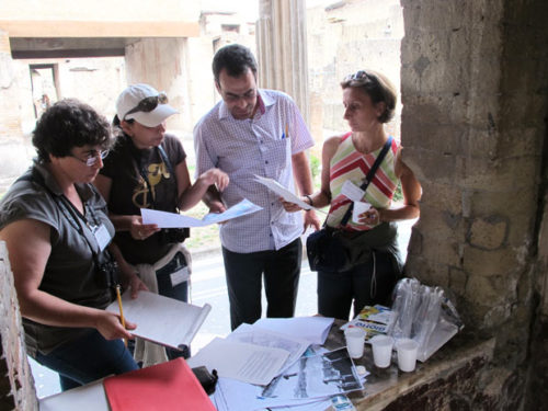 Paving the Way:  Mosaic Conservation Training in the Mediterranean Region